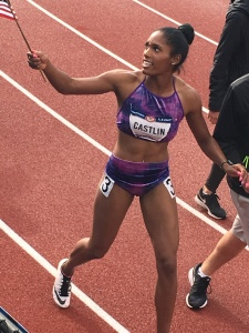 Kristi Castlin US Olympic Trials
